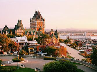 QUEBEC CITY, QC - SHUTTERSTOCK/LOPOLO
