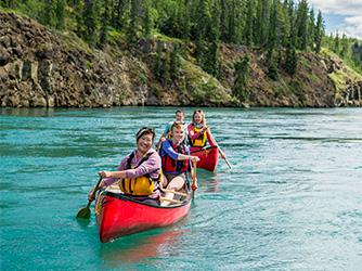 TOMBSTONE TERRITORIAL PARK, YT  - TOURISM YT/FRITZ MUELLER